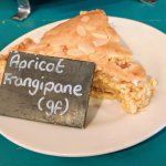 Apricot Frangipane (Gluten-Free), one of 2 GF desserts during my visit
