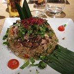 Repas Thaï