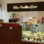 The Cookie Bar Inside Stall