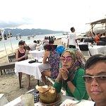 Foto de Scallywags Beach Club