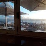 Views across to Table Mountain