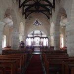 Inside St James Parish Church