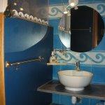 "salle de bain ""au loin, la mer"""