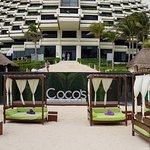 Coco's beach (royal / family concierge only)