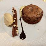 Moelleux amande, chocolat Orelis