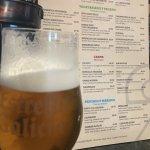 Beer and Menu