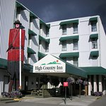 Foto de Coast High Country Inn