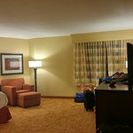 Mini Golf, lobby and Big King room
