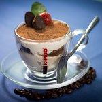 Homemade Tiramisu - the perfect desert to finish your meal