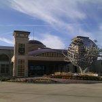 Winstar Casino main entrance
