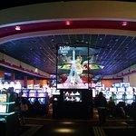 Winstar Casino - interior gaming area in the Paris section