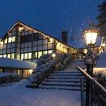 Im Schnee einfach fantastisch