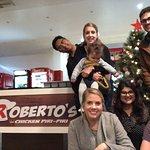 We just loved Robertos!