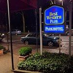 Foto de Best Western Plus Park Hotel Brussels