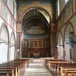 binnenzijde kerk