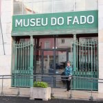 Front of Fado Museum