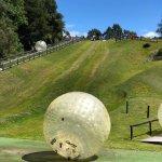 Photo de Zorb Rotorua