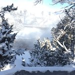 Photo de Mammoth Hot Springs Hotel & Cabins