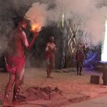 Fire making demonstration - impressive skill