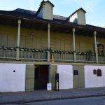 Maison Madame John's Legacy - façade avant