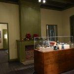 Maison Madame John's Legacy - intérieur