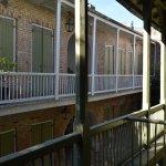 Maison Madame John's Legacy - arrière