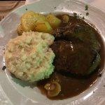 Risoto à Campina Grill e Chateaubriand à Campina Grill