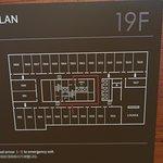 Floor plan, 19F