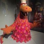 LaChoy Dragon by Jim Henson!