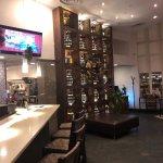 Clean authentic bar