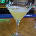 Janet's Pineapple Martini