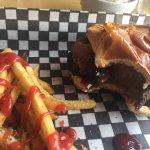 Photo de The Fire Pit BBQ Smokehouse