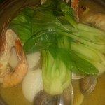 Seafood Toban Yaki