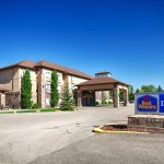 Foto de Best Western Diamond Inn