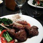 Great Lamb Chops & Dessert