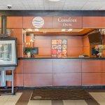 Foto de Comfort Inn Toronto Airport