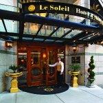 Executive Hotel Le Soleil Foto
