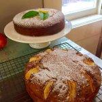 We love baking at Rainbow Falls Tea House