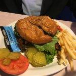 Excellent Hamburger!