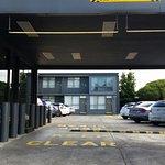 Foto de Best Western Melbourne's Princes Park Motor Inn