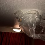 The entire stay was very uncomfortable. Poor maintenance. These are photos of the room as soon a
