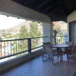 Balcony on 2nd floor