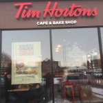 Tim Hortons at Dunfermline