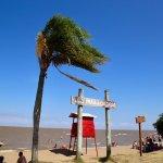 Praia de Arambaré Foto
