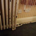 Room 243 radiator