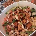 veggie bowl met quinoa