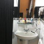 Kensington Suite bathroom - way too small!