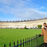 The royal crescent, a must see.