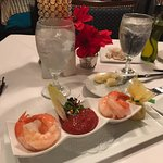 Gulf shrimp to die for!