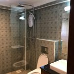 Luxury Bathrooms in Club Rooms (with Kohler Sanitary Ware)